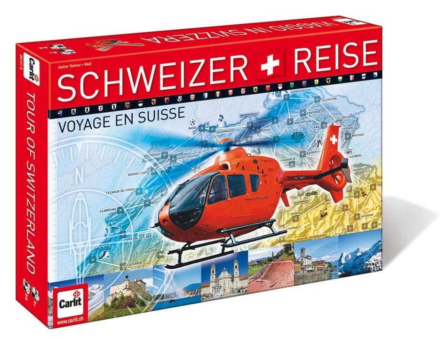 Helikopter Brettspiel