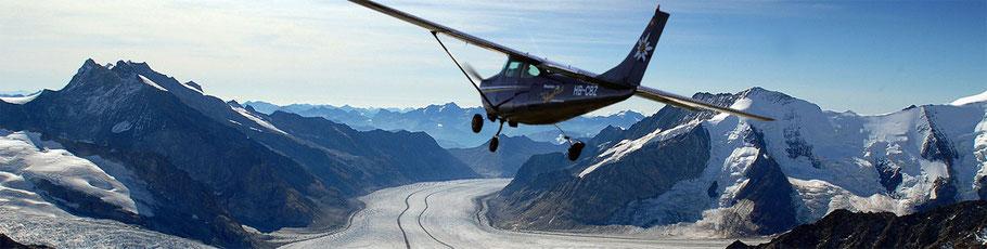 Flugzeug Rundflug