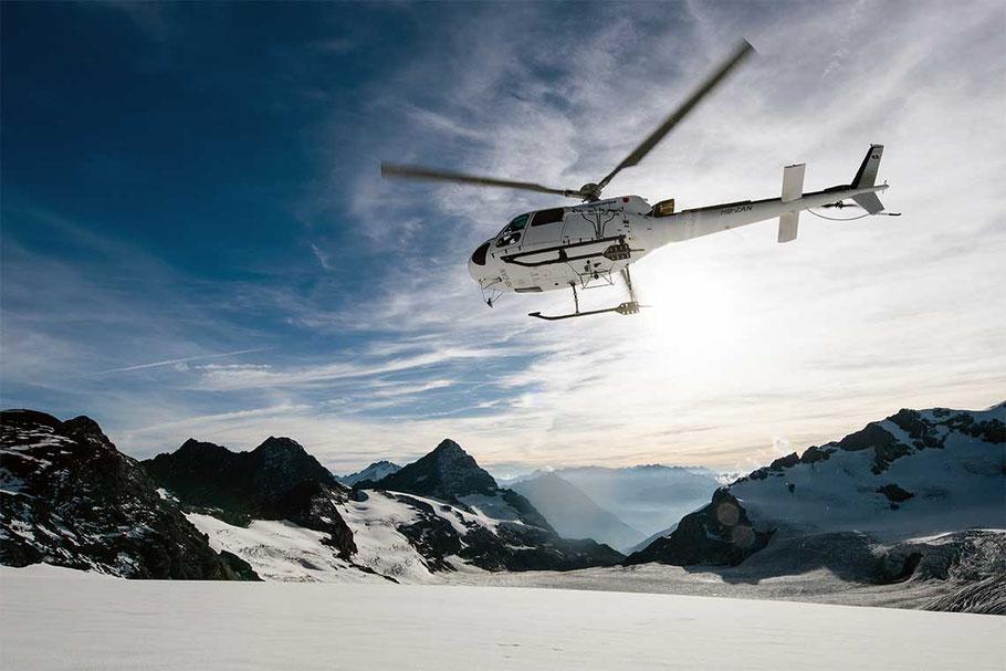 Fuchs Helikopter