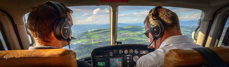 Helikopter selber fliegen Zürich