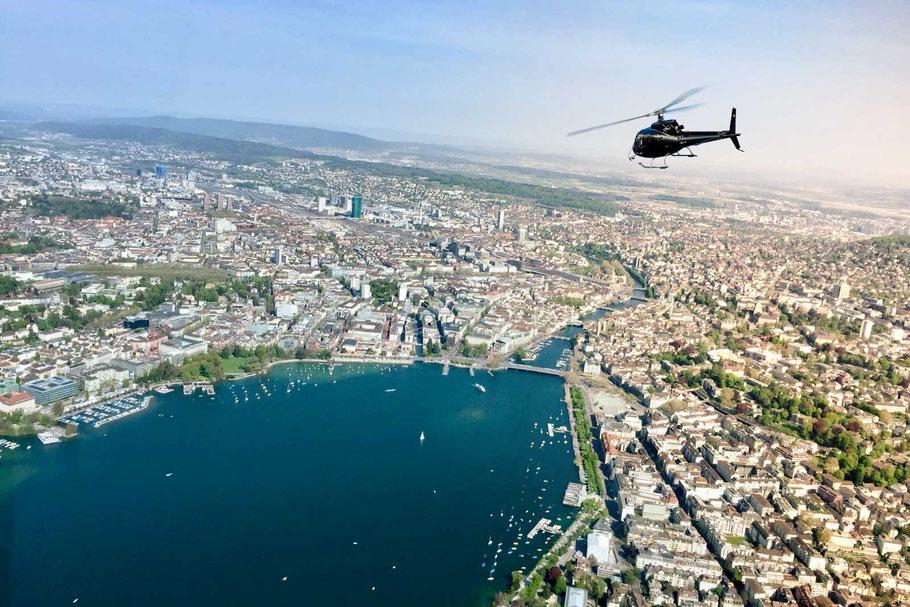 Helikopter Zürich