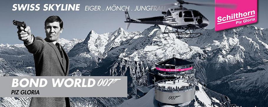 Helikopterrundflug Berneroberland
