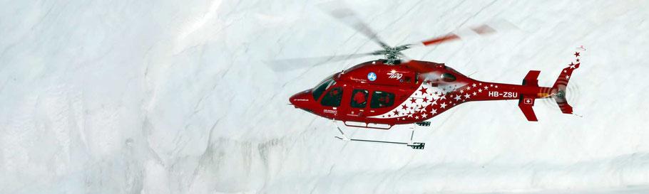 Jungfraujoch Rundflug ab Raron