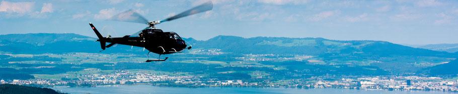 Helikopterrundflug Grenchen