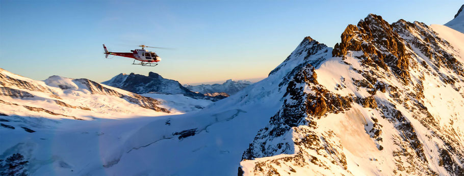 Helikopter Gstaad