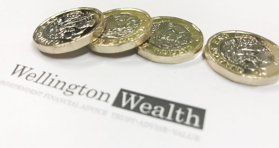 Wellington Wealth - New Pound Coin - Our Fees - Nicola Ellis