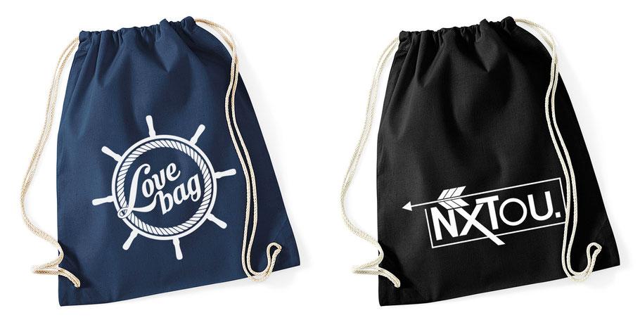 Lovebag Festivalbag (Loveweek-Festival) + NXTOU Festivalbag 2015