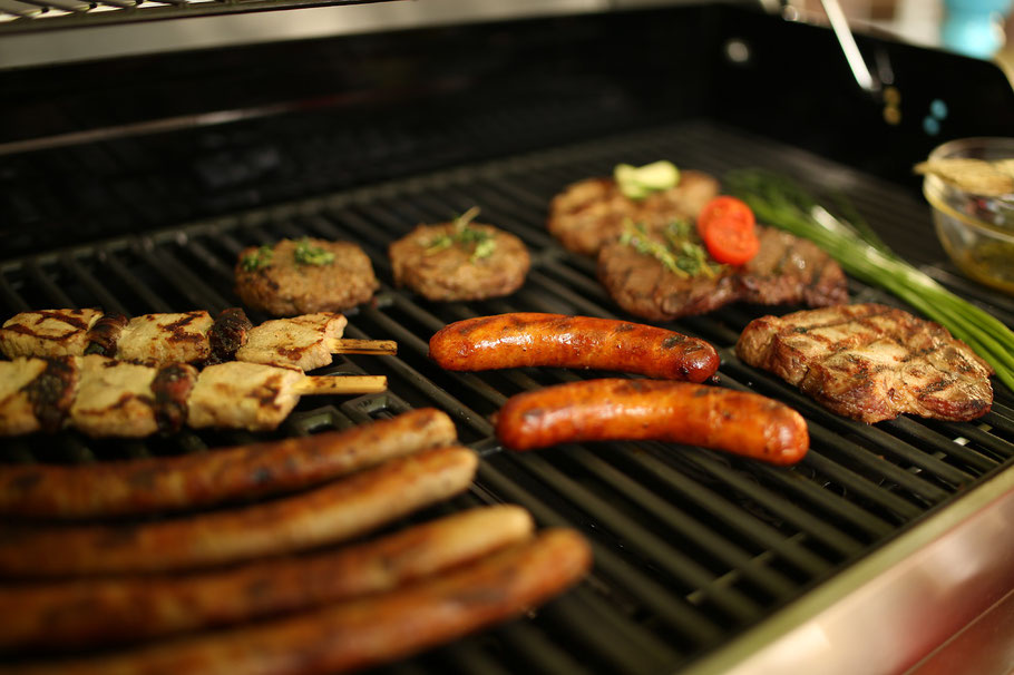 Grill an BBQ - Fleischerei Bechtel