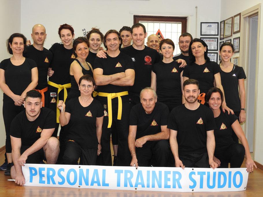 Palestra personal trainer studio roma