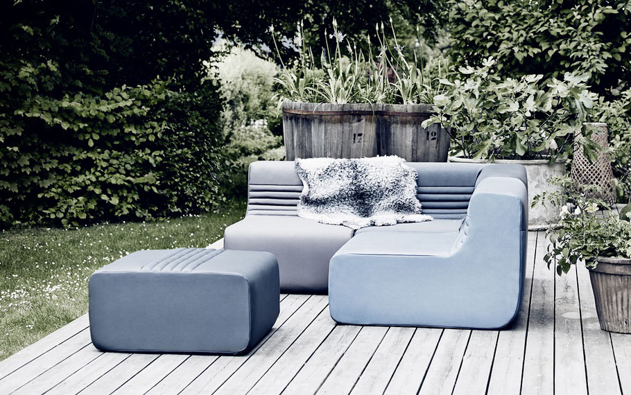 Outdoor Sofa, Lounge