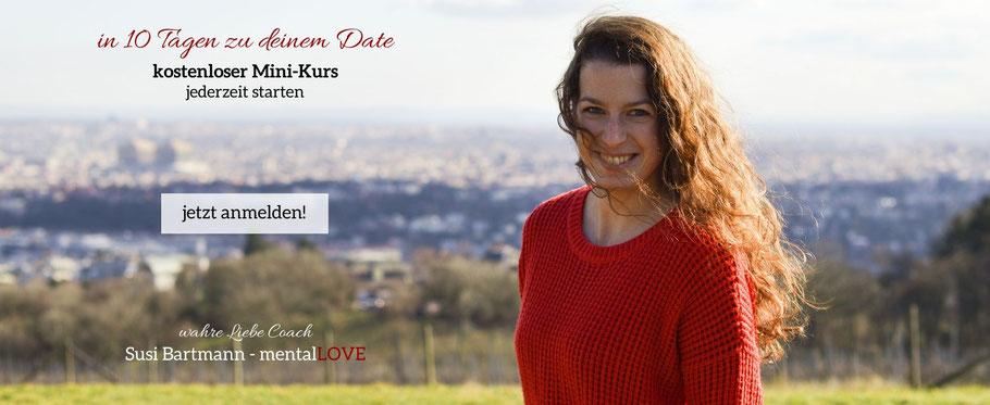 Bild: mentalLOVE Flirttraining jetzt starten mit dem kostenlosen 10-Tages-Mini-Kurs