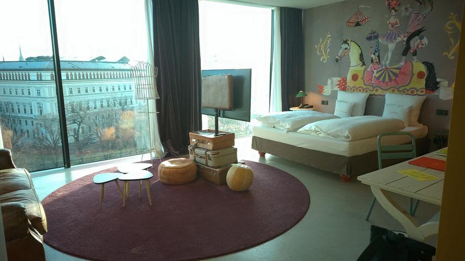 Bild: mentalLOVE -Liebescoach Susi Bartmann im 25Hours Hotel