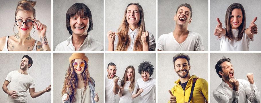 Bild: mentalLOVE Blog Wie du durch kleine Herausforderung neue Leute kennenlernen kannst
