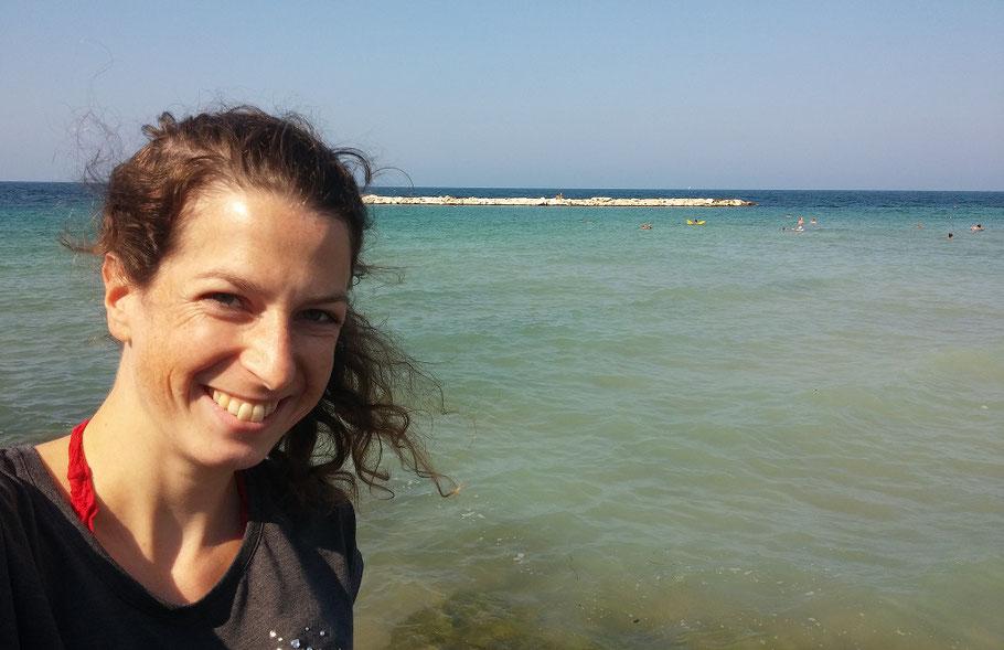 Bild: Blog - alleine auf Urlaub