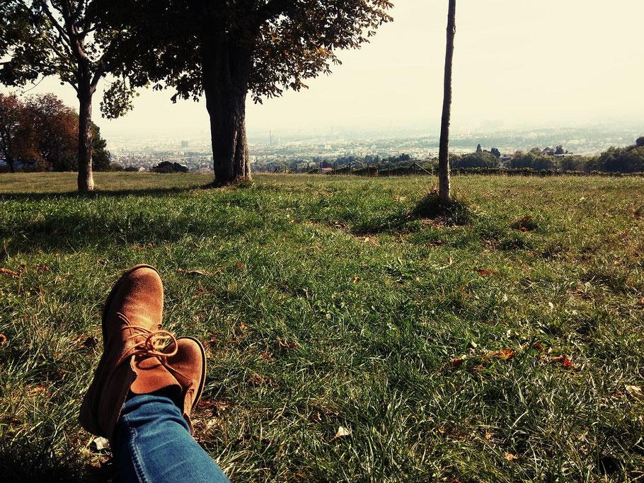 Bild: Blog - Wenn du genug hast - mentale Übung