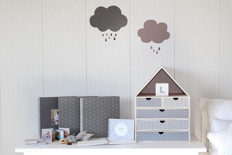 Nueva colección  de foto books y elementos de decoración para la habitación de tus hijos.