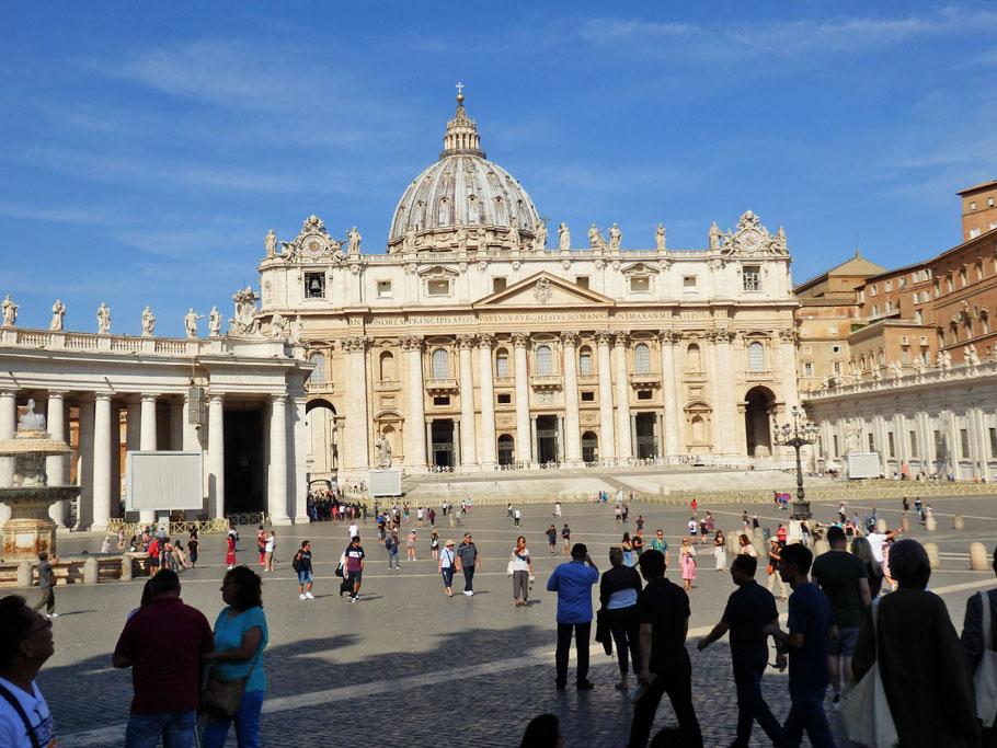 Eine Städtereise nach Rom oder ...