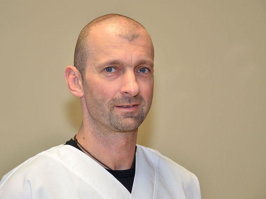 DGKP Manfred Astner, MSc (Bereichsleiter Pflege)