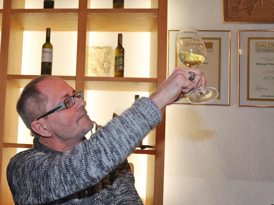 Weinverkostungen haben in Niederösterreich eine lange Tradition.