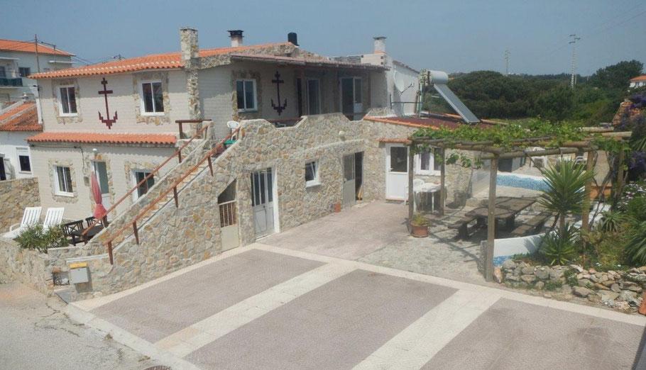 ferienhaus in portugal an der costa de prata von privat ferienwohnung an der silberk ste der. Black Bedroom Furniture Sets. Home Design Ideas