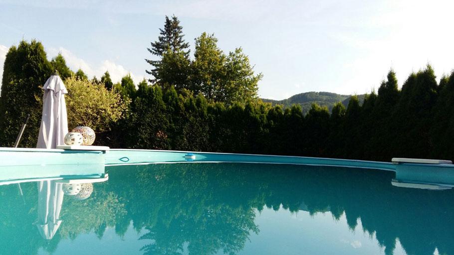 Pool für Gäste