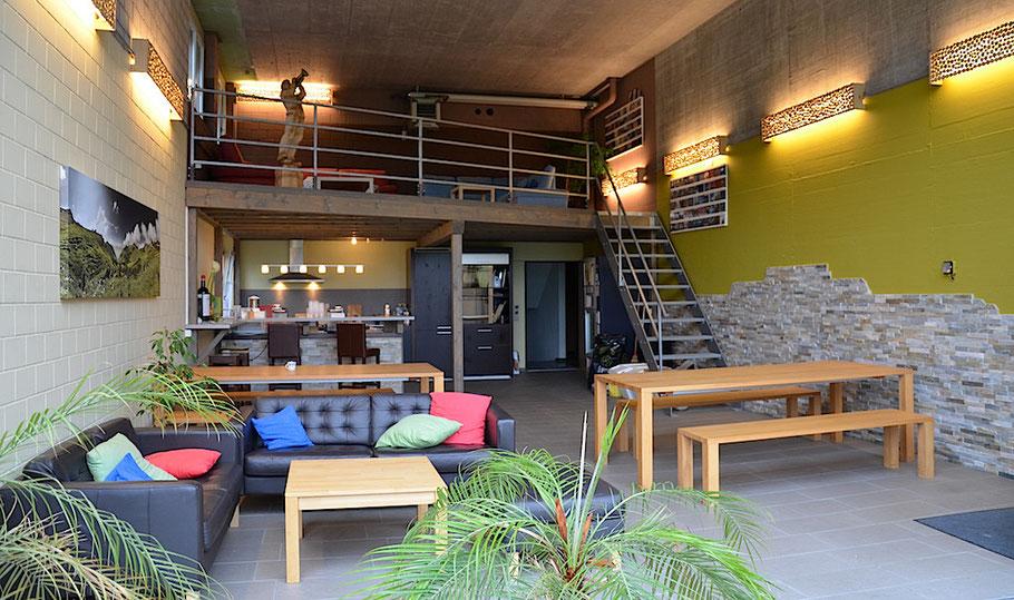 Gabriel Recording Studio Lounge - Biggest Recording Studio in Switzerland- Largest Recording Studio in Switzerland