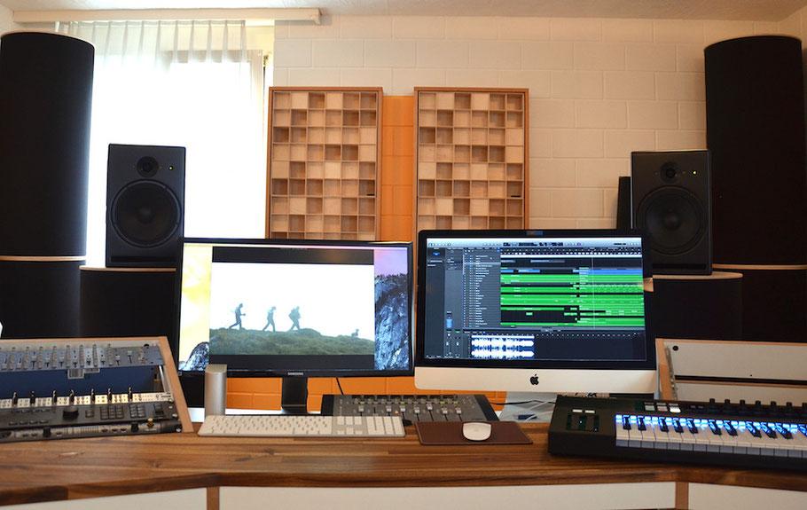 Gabriel Recording - Gabriel Recording - Regie 2