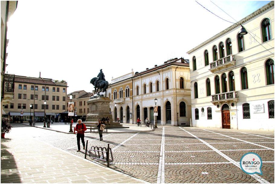 Piazza Garibaldi Rovigo