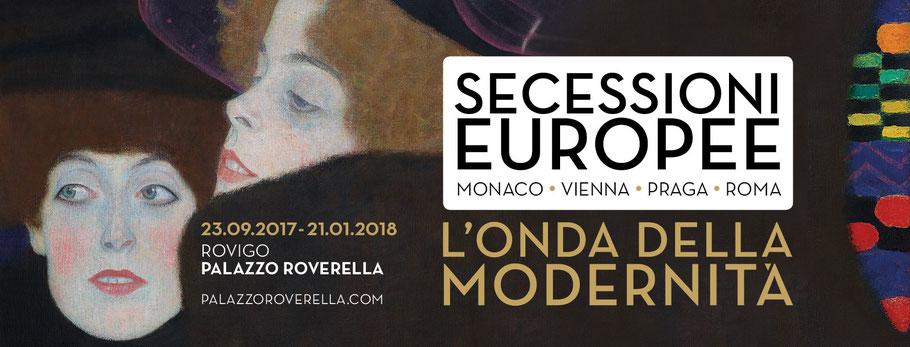 Rovigo, Seccessioni Europee a Palazzo Roverella