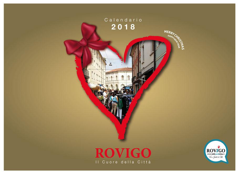 Calendario di Rovigo 2018