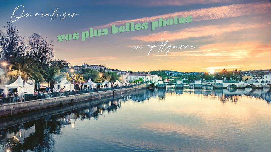 Top 10 des plus belles photos à réaliser au Portugal en algavre - Tavira