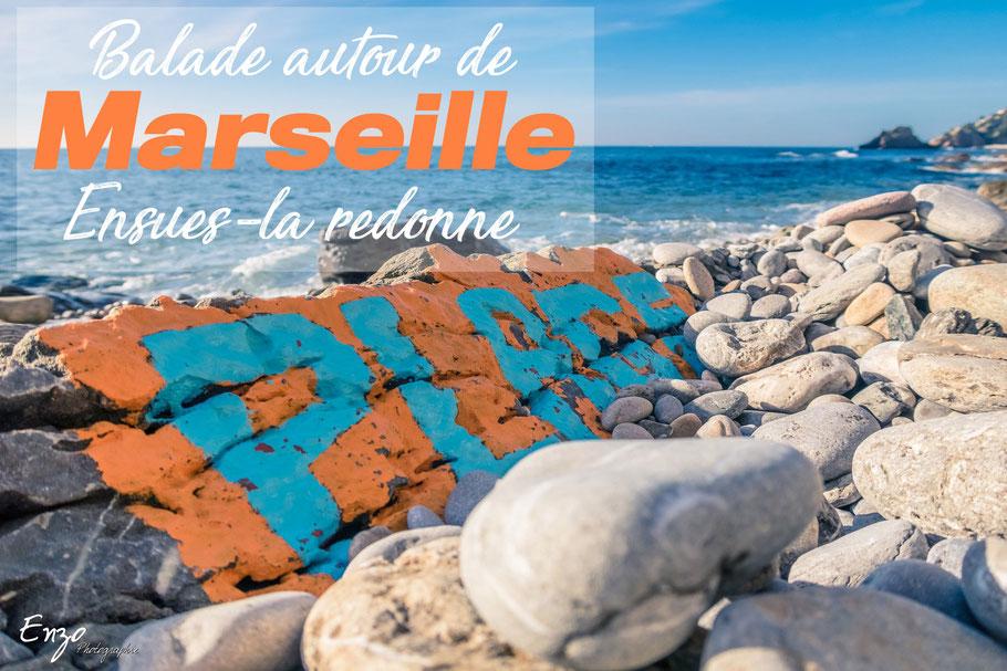 Idée balade pour le week end autour de marseille, à la découverte des calanques de la côte bleue (Ensues la redonne à Niolon)