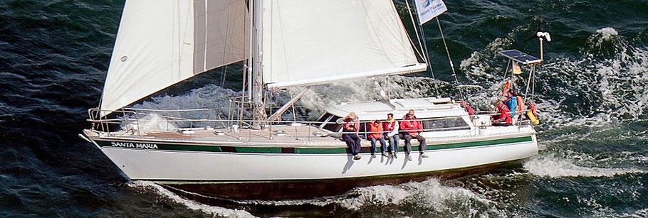 Segelyacht Dynamique 50 - Santa Maria