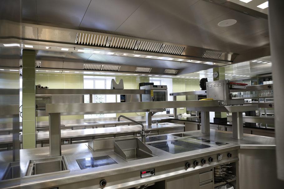 Großküchenplanung Speisemeisterei