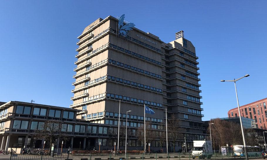 VU University, De Boelelaan 1105, Amsterdam