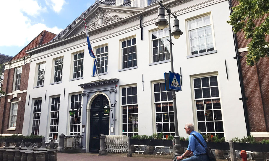 Herenmarkt 99, West India House, from 1623-1647 headquarters of WIC (West India Company)