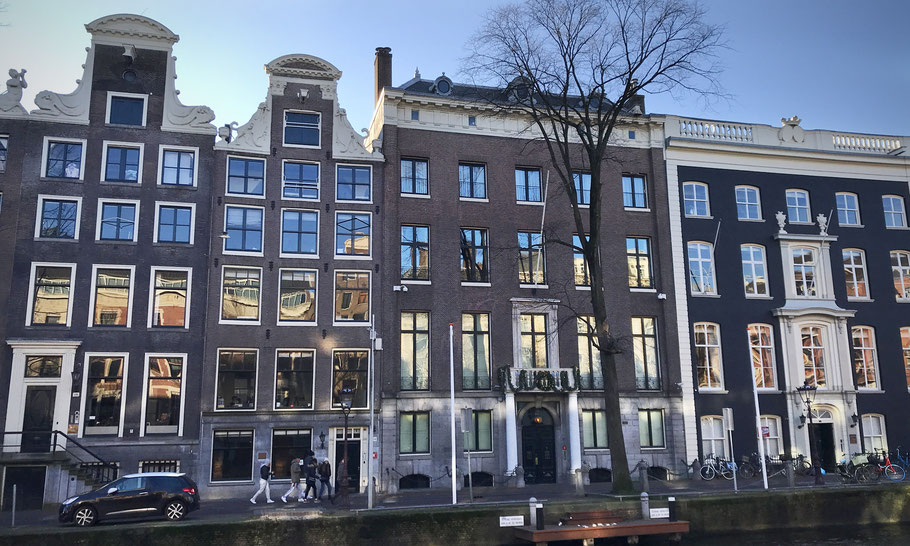 Herengracht 502, House with the Columns