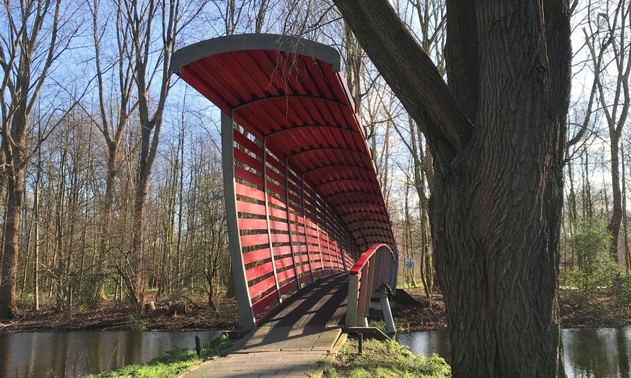 The Red Bridge by Stefan Strauss (2006)