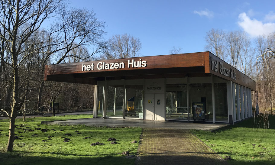 The Glass House in Amstel Park