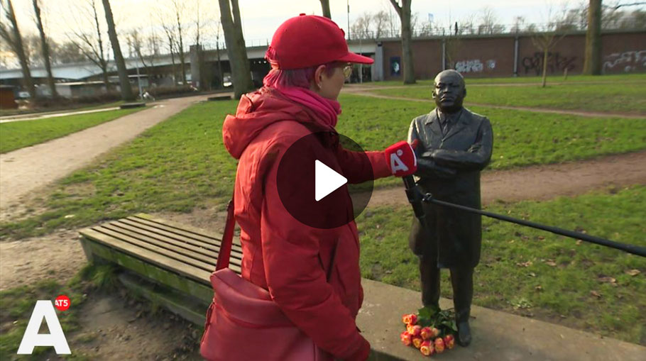 "AT5, Straten van Amsterdam, Amsteldijk, March 9, 2021 (time starts at 17"")"