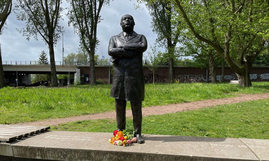 May 21, 2021, Day of Empathy (Dag van Empathie) - Amsterdam South
