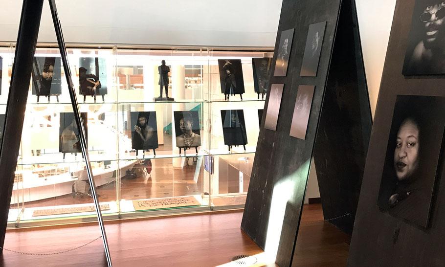On view in the exhibition Black Movement #BlackLivesMatterNL, Nov-Dec 2020