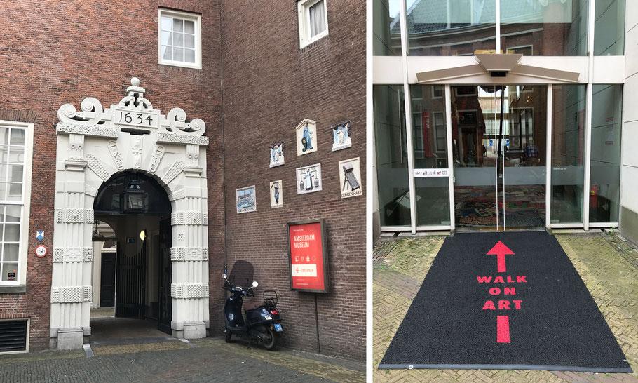 Sint Luciënsteeg, Amsterdam Galerij of the Amsterdam Museum