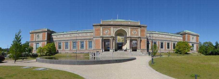 Statens Museum for Kunst ist Dänemarks Nationalgalerie und das wichtigste Museum für Bildende Kunst Dänemarks.