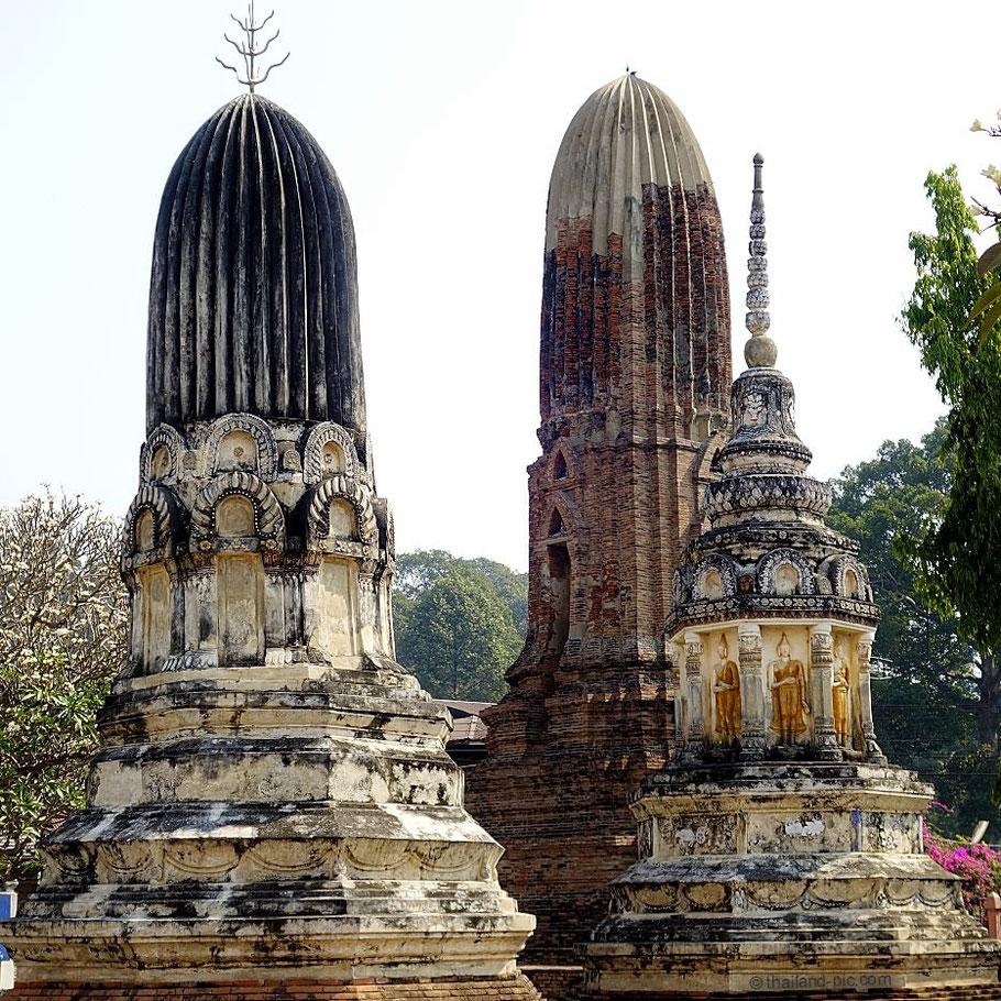 Wat Mahathatu - Sankhaburi - Chainat Province - CLICK TO ENLARGE