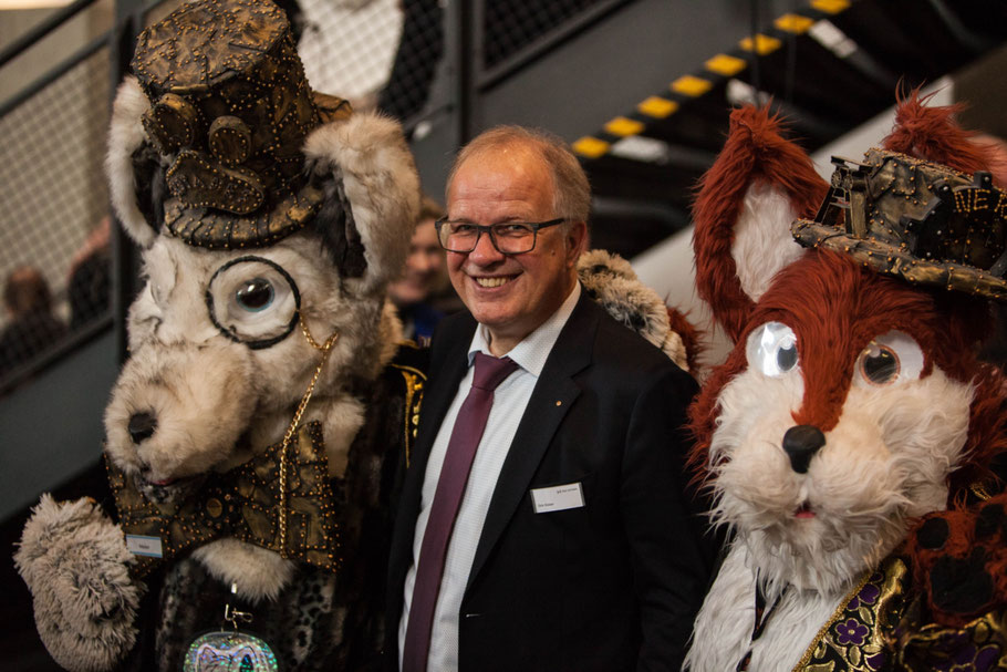 Jahresempfang 2018 Dirk Glaser