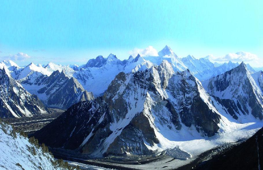Erstbesteigung Urdok Kangri II 7.082 m