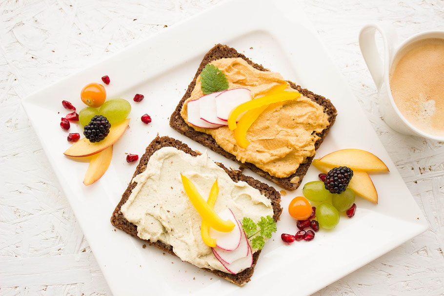 Aktiv Neue Wege gehen zu einer veränderten Ernährung
