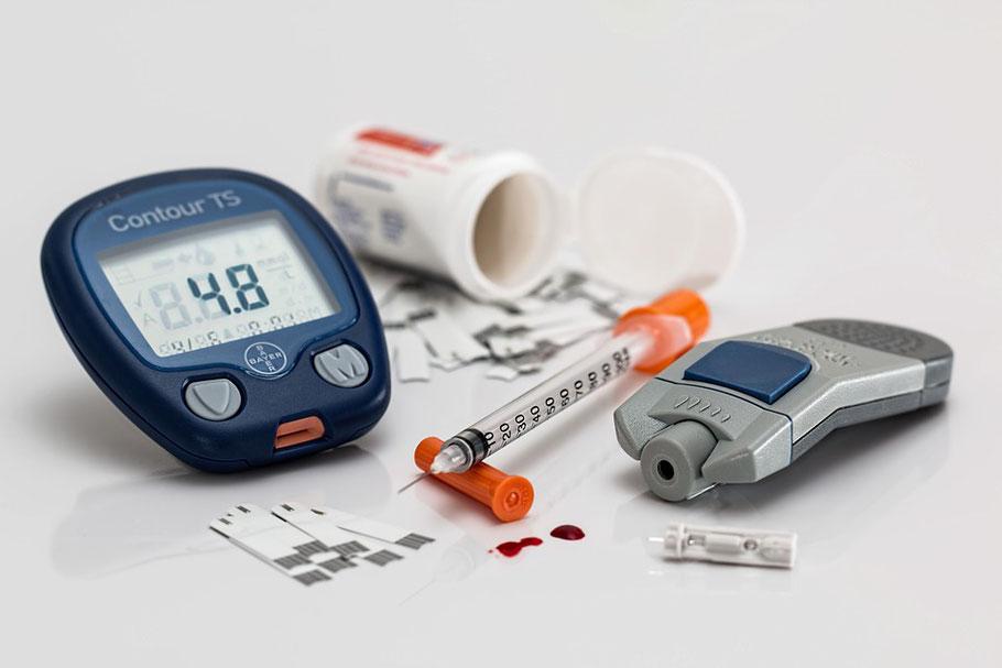 Insulin spritzen kann durch eine individuell zusammengestellte Ernährung vermieden werden