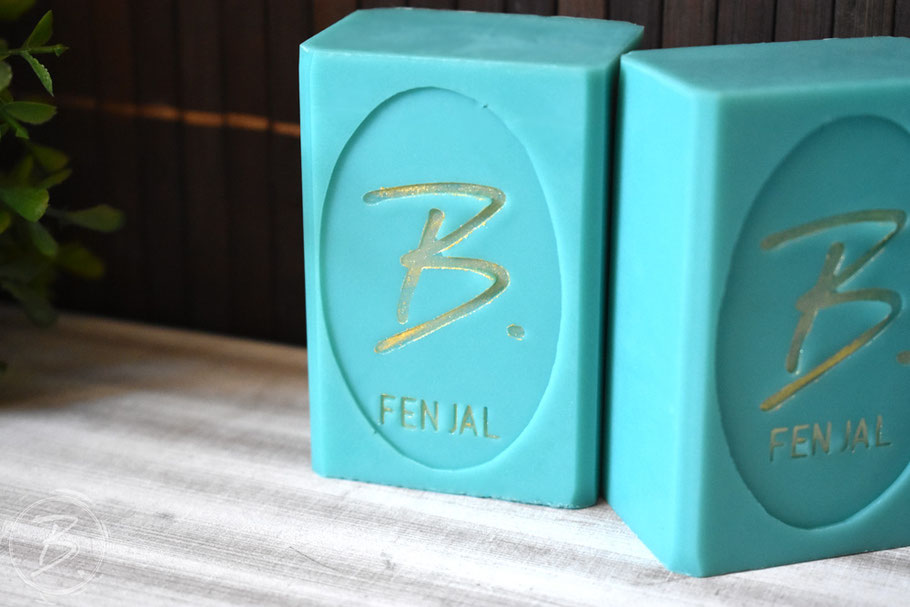 B.nature I Handmade Soap with Bath Oil